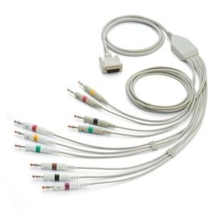 CABLE DE 10 PUNTAS PARA ELECTROS CP50 CP150 Y AT-1 AHA BANANA – WA719653