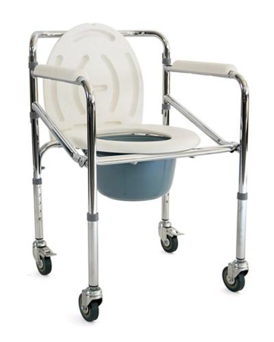 V92115 Τροχήλατη Καρέκλα WC