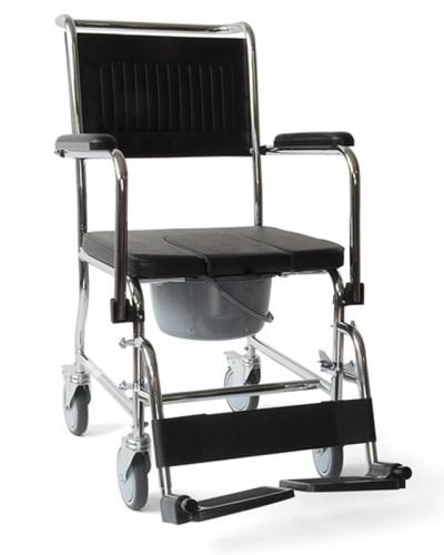 VTM104 Καρέκλα Τροχήλατη με WC