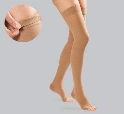 Θεραπευτική Κάλτσα Ριζομηρίου με ανοιχτά δάχτυλα Κλάση ΙΙ