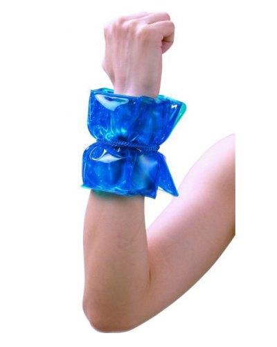 Επίθεμα πλαστικό με κορδόνι θερμο - κρυοθεραπείας