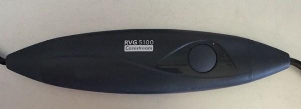 Carestream Kodak Rvg 5100 Digital Xray Sensor Complete