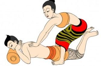 История массажа