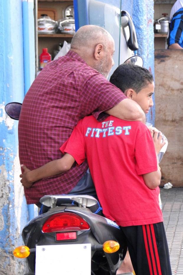 пожилые отцы