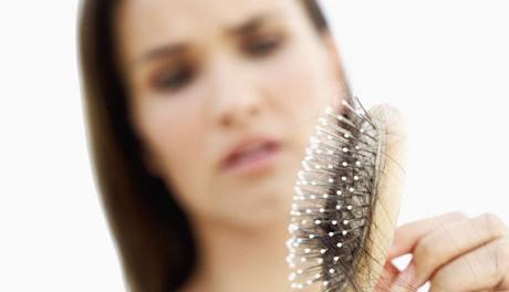 выпадение волос, телоген испарение,