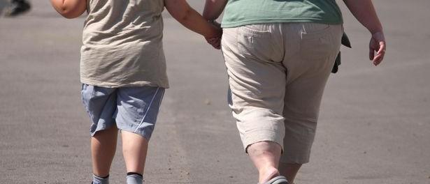 дети, родители, ожирение
