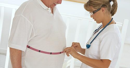 ожирение, деменция, пожилой возраст