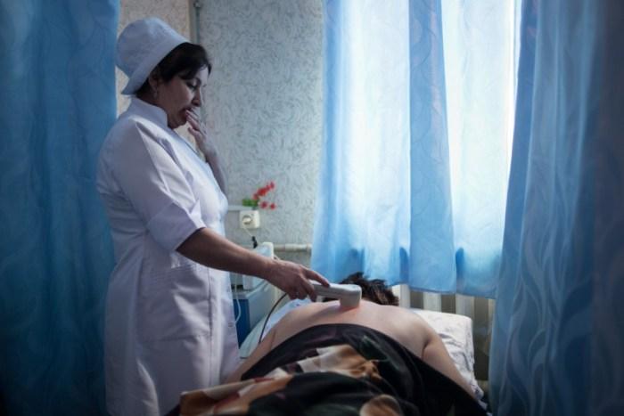 санаторное лечение, медицинская карта