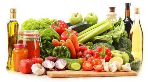 рак эндометрия, средиземноморская диета