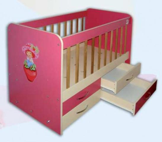 кроватка для подрастающего ребенка, детская кроватка для ребенка от 3 лет,  двухъярусные детские кроватки