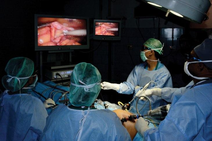 лапороскопия, спеченная болезнь брюшины