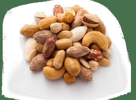 ожирение, орехи, метаболический синдром
