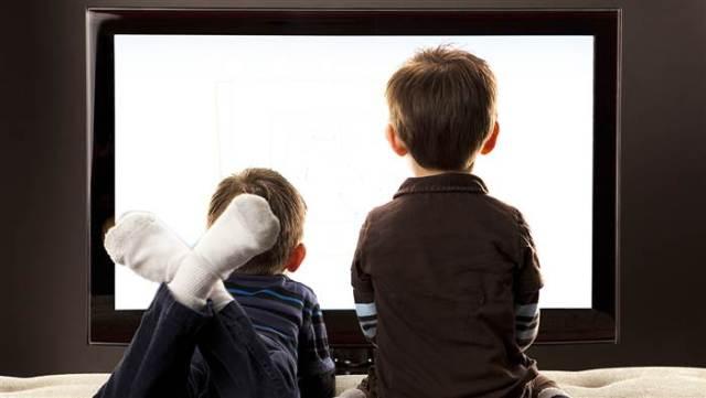 Телевизор, дети, издевательство