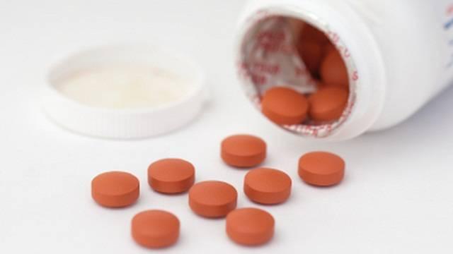 ибупрофен, долголетие