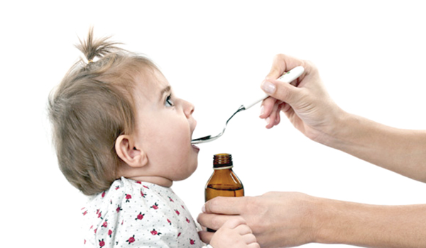 антибиотики, дети