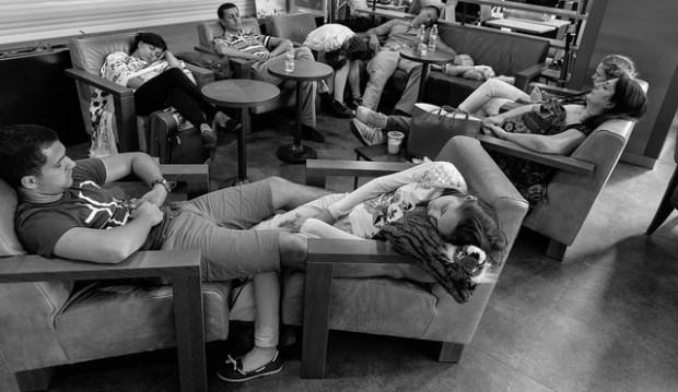 недосып, простудные заболевания