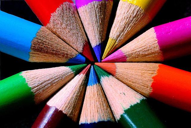 цвет, восприятие