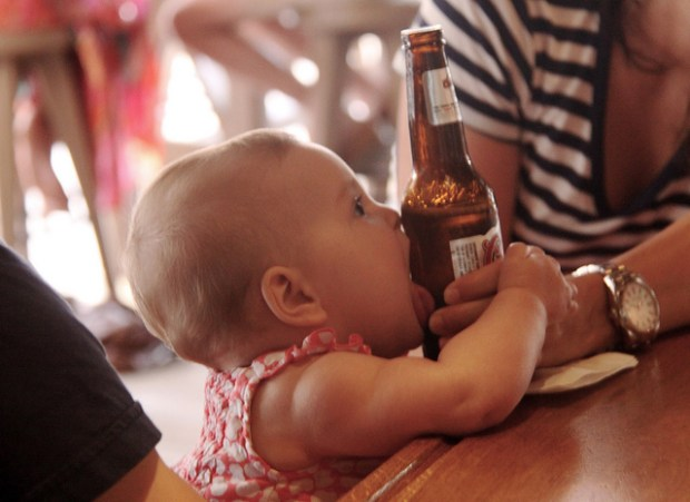 дети, алкоголь