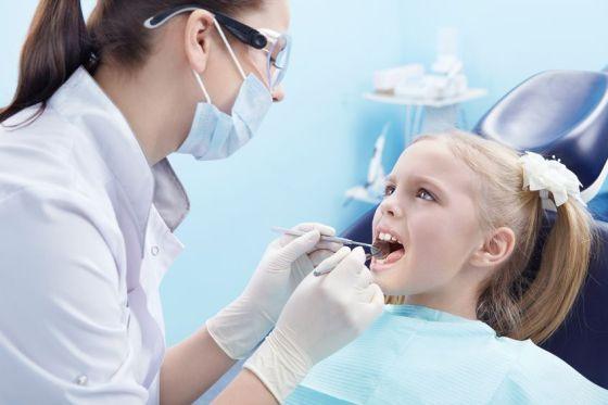 дети, стоматолог