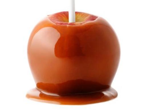 яблоки, карамель, Листериоз