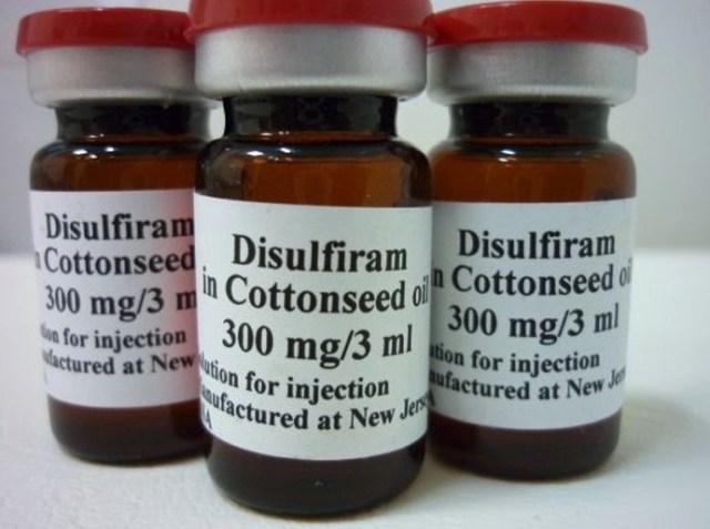 алкоголизм, ВИЧ, дисульфирам