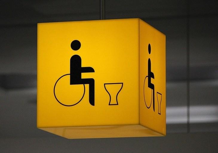 санитарные приспособления, инвалид