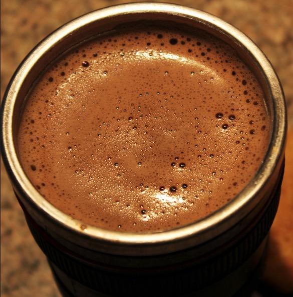 какао, почечная недостаточность, флаванолы