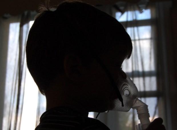 астма, подростки, аллергия