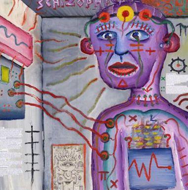 Что такое шизофрения? ©en.wikipedia.org