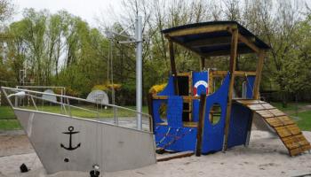 Детская площадка, Science of the Total Environment