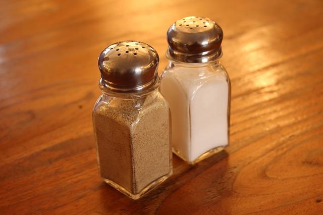соль, Circulation