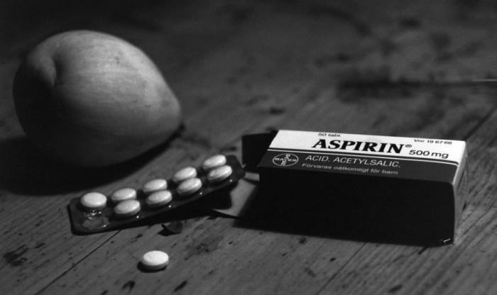 аспирин, рак, PLoS One
