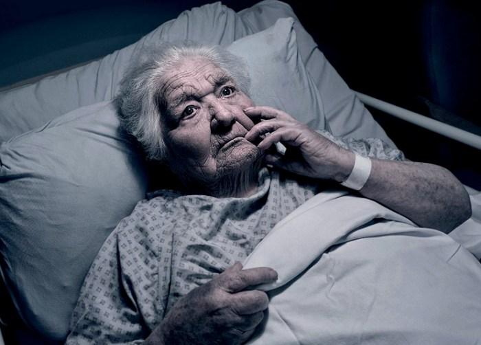 делирий, бред, Biological Psychiatry, пожилые люди