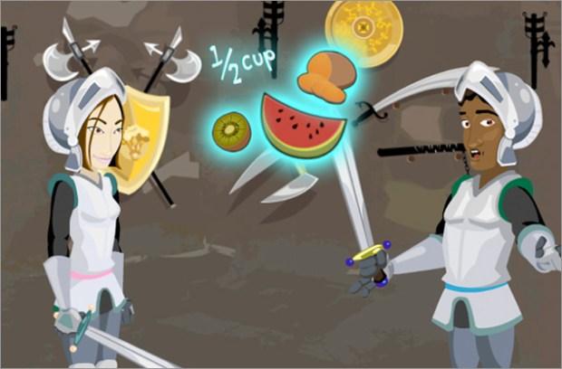 видеоигры, овощи, фрукты, Journal of Nutrition Education and Behavior