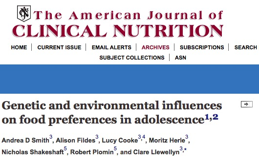 The American journal ofclinical nutrition,