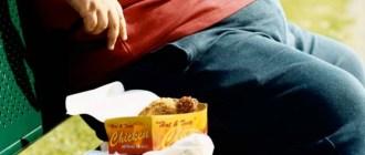 ожирение, рак
