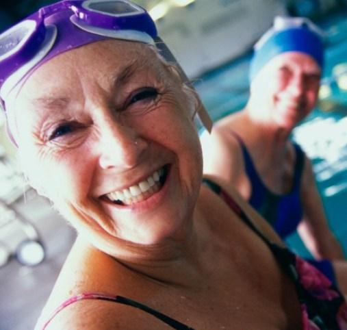 физическая активность, старость