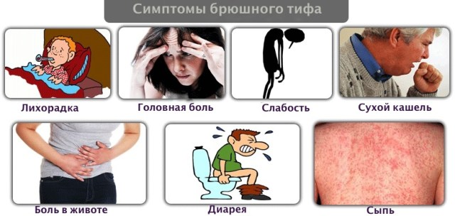 брюшной тиф