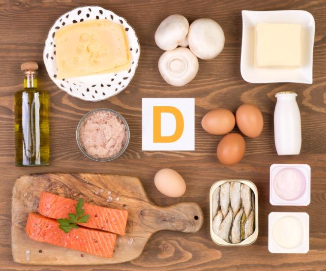 Витамин D, мышечная масса, сила