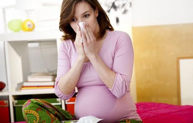 простуда, беременность, ОРВИ