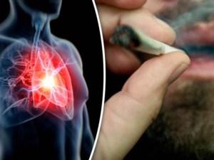 марихуана, инсульт, сердечная недостаточность