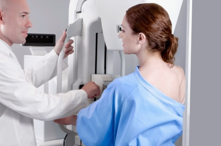 маммография, термография