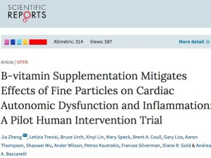 Витамин В, сердечно-сосудистая система