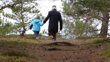 Прогулка, настроение, благополучие