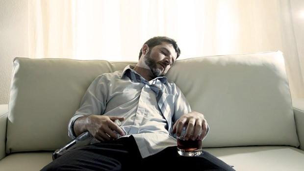 Алкоголь, мелатонин