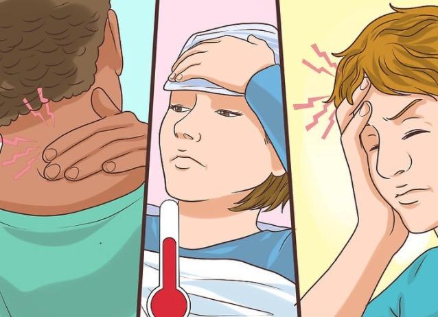 менингит, симптомы
