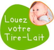 Location de tire-lait maman