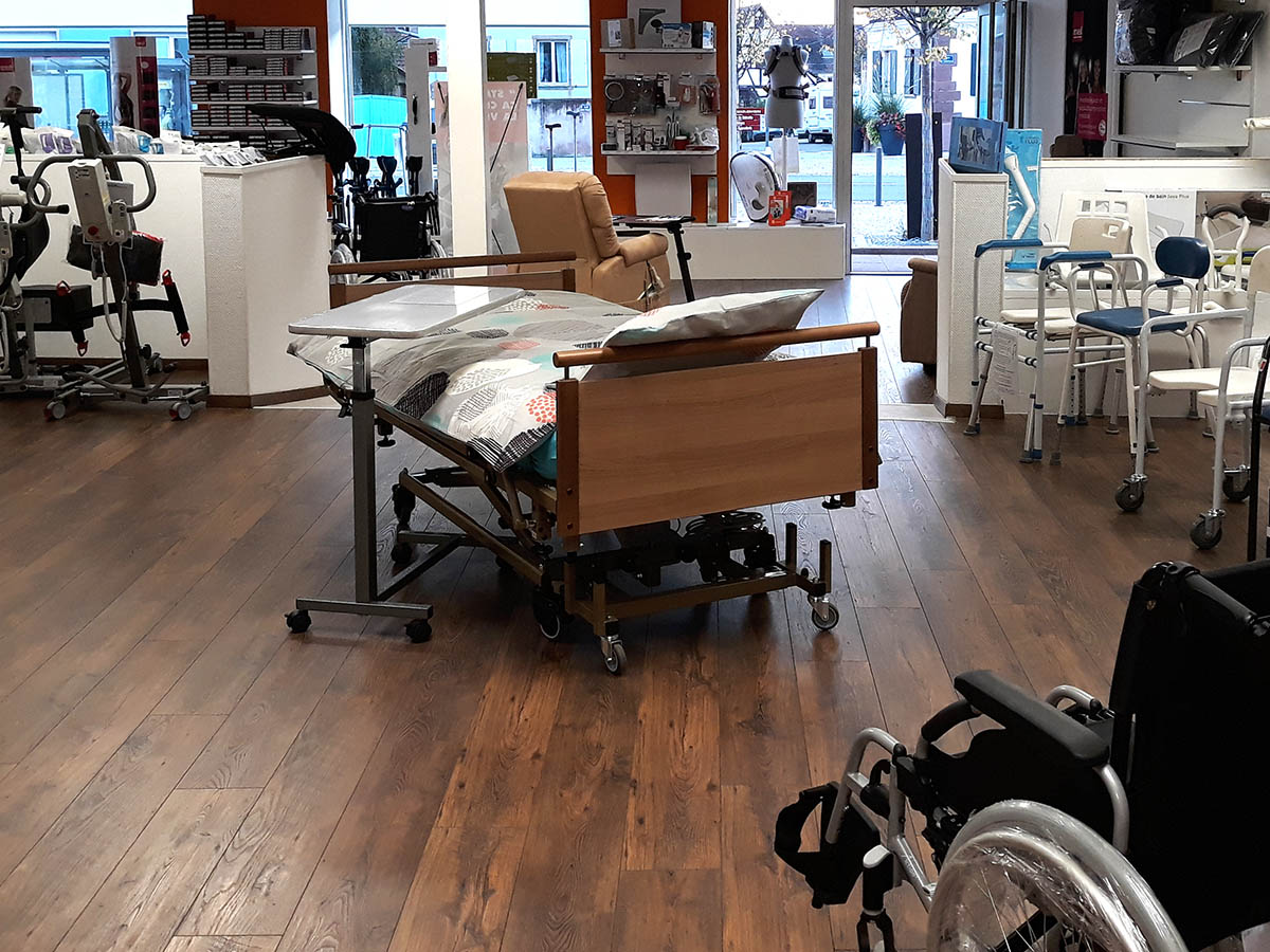 location vente materiel medical