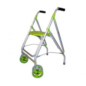 deambulateur a roulettes 2 roues