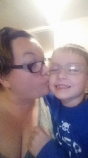 Jaxon Is Very Loved By His Mommy
